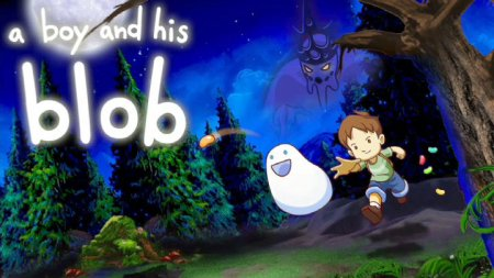 A Boy and His Blob - 2016 бесплатно