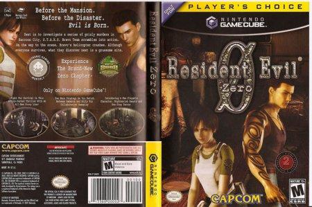 Resident Evil Zero 0 (RUS/2016)