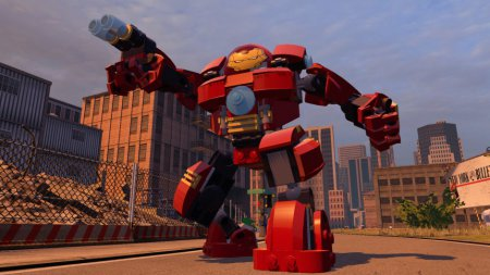 LEGO Marvel AVENGERS 2016 / Мстители Лего игра |аркады на пк