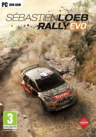 Sebastien Loeb Rally EVO [ENG] (2016) PC