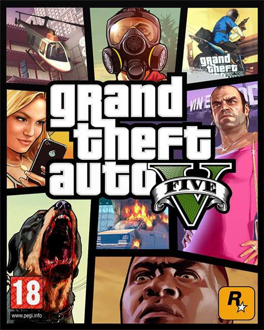 GTA 5 / Grand Theft Auto V [Rage MP] (2015) PC | RePack