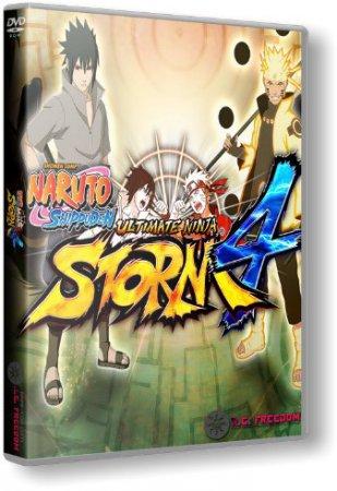 NARUTO SHIPPUDEN: Ultimate Ninja STORM 4 Deluxe Edition (2016) |приключения на пк торрент