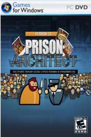 Скачать Prison Architect (2015)  SteamRip