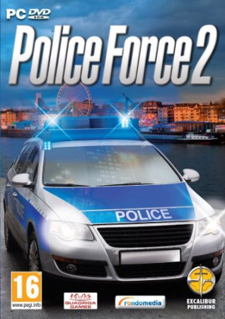 Игра Полицейский патруль 2  / Police Force 2 [ENG] (2013) PC