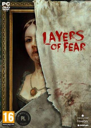 Штрихи Страха / Layers of Fear + Inheritance (2016) PC | RePack