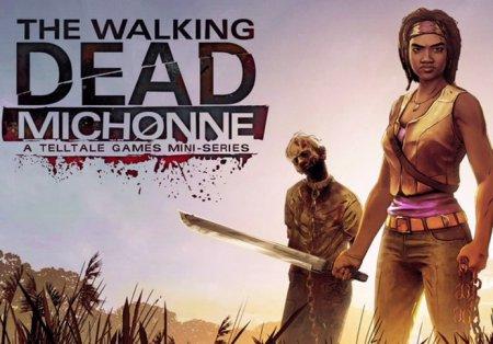 The Walking Dead: Michonne Episode 1-3 (2016)  скачать бесплатно игру приключения торрент