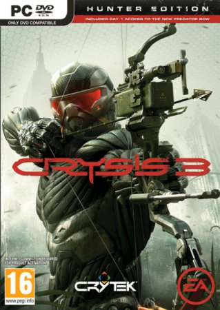 Crysis 3 Hunter Edition 2013