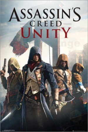 Assassin's Creed: Unity  2014 [RUS]