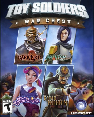 Toy Soldiers: War Chest [ENG] (2015) PC | Rip