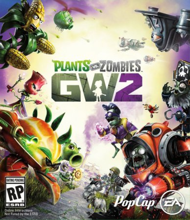 Plants Vs Zombies Garden Warfare 2 Deluxe Edition - (2016) [Eng]
