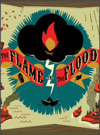 The Flame in the Flood (2016) | Лицензия