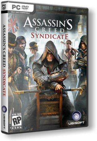 Assassin's Creed: Syndicate - Gold Edition  (2015) скачать бесплатно экшен | RePack