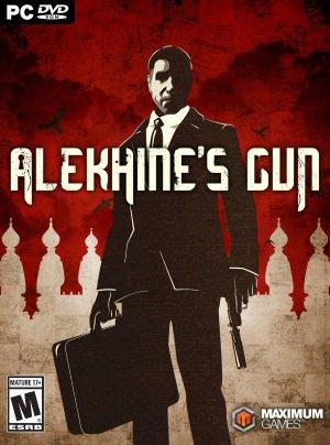 Alekhine's Gun (2016) PC| Repack игра экшен через торрент