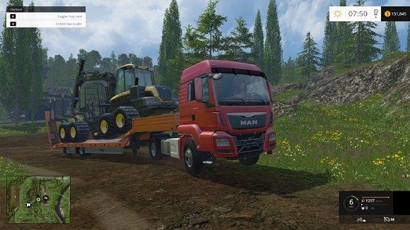 скачать игру farming simulator 2015 через торрент много денег