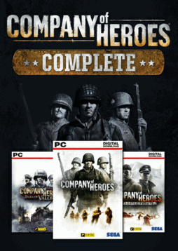 Company of Heroes - Complete Edition (2013) PC | RePack