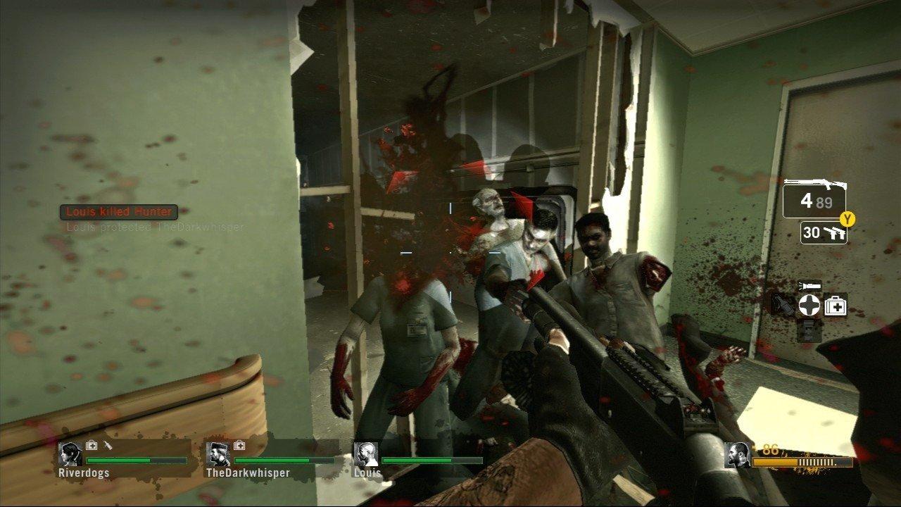 Торрент игры Left 4 Dead v1 0 3 1 (2008) репак на компьютер