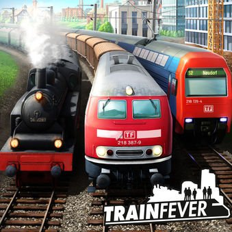 Train Fever [Build 7753 + USA DLC] (2014-2015) PC | Лицензия