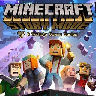 Minecraft: Story Mode - приключения на пк торрент,