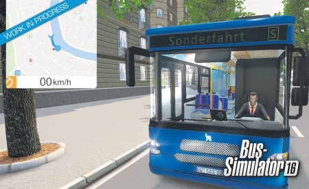 Bus Simulator 16 (2016) PC | RePack