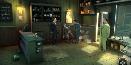 Агата Кристи: Убийства по алфавиту / Agatha Christie: The ABC Murders [ENG] (2016) PC