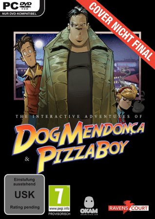 The Interactive Adventures of Dog Mendonça & Pizzaboy [v 1.0.3] (2016) PC | Лицензия