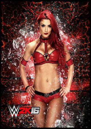 WWE 2K16 [ENG] (2016) PC | RePack