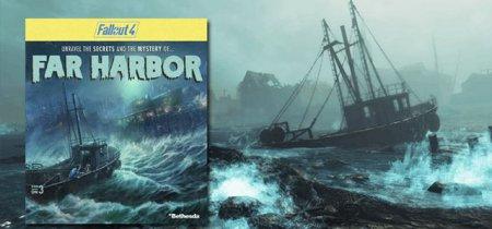 Скачать торрент Fallout 4: Far Harbor (2016) DLC
