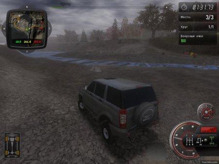 Полный привод: Весь УАЗ (2009) PC