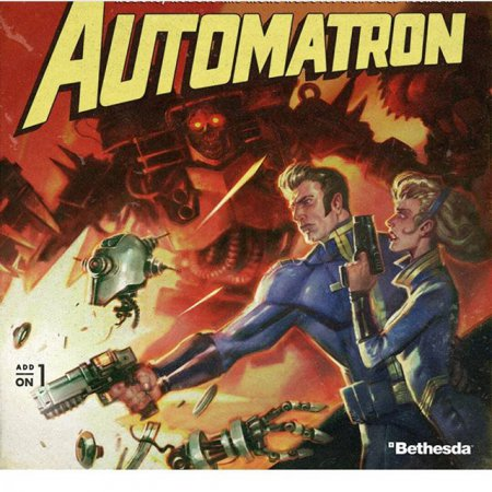 Fallout 4: Automatron [beta] (2016) PC | DLC