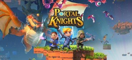 Portal Knights (2017) экшен игры