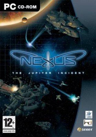 Nexus. Инцидент на Юпитере / Nexus: The Jupiter Incident (2004) РС