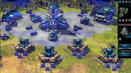 Battle Worlds: Kronos [1.4.3) ] (2013) РС | SteamRip от Let'sPlay