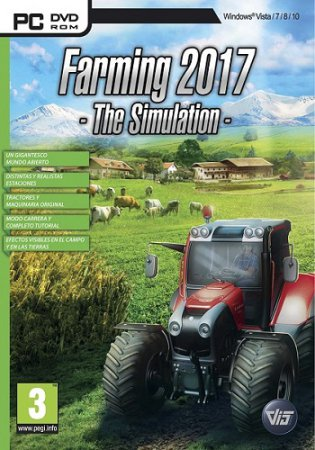 Professional Farmer 2017 (2016) PC | RePack by Levin