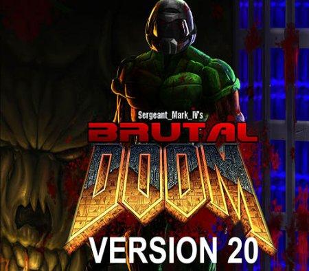 Doom - Brutal Doom / Complex Doom [20b] (2016) PC | RePack