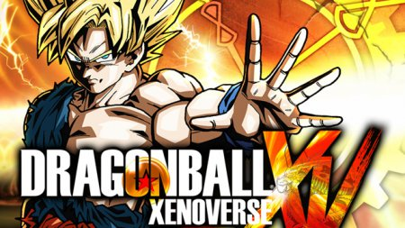 Dragon Ball: Xenoverse 1-2 (2015) аркады торрент