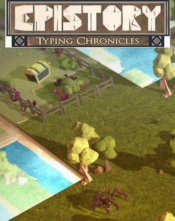 Epistory: Typing Chronicles (2016) PC Лицензияскачать бесплатно игру приключения торрент