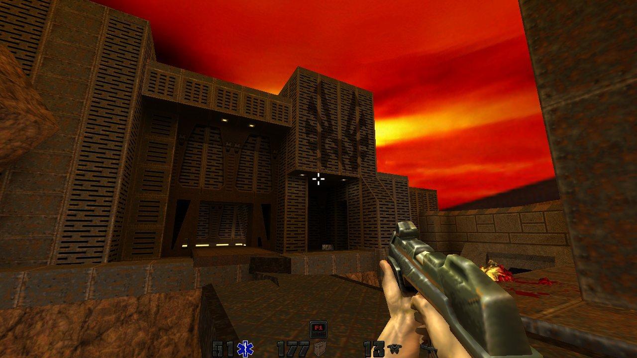 Quake II - Knightmare's Quake II (1997-2015) Repack