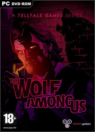 The Wolf Among Us: Episode 1 - 5 (2013) PC | скачать бесплатно игру приключения торрент
