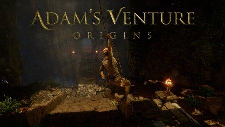 Adam's Venture: Origins (2016) скачать бесплатно игру приключения торрент