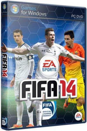 FIFA 14 (2013) RePack скачать спортивные игры