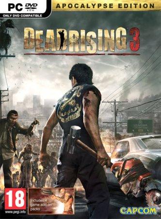 Dead Rising 3 - Apocalypse Edition [Update 6] (2014) PC | RePack от FitGirl скачать игры экшен через торрент