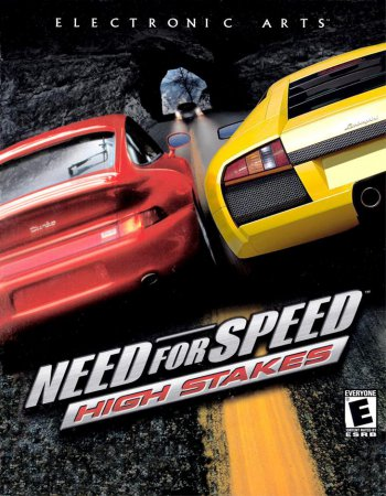 Need for Speed: High Stakes (1999) PC скачать игры гонки на компьютер бесплатно