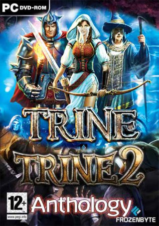 Trine - Антология (2009-2015) PC RePack скачать игры экшен через торрент