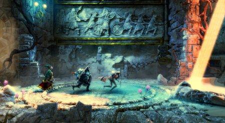 Trine - Антология (2009-2015) PC | RePack скачать игры экшен через торрент