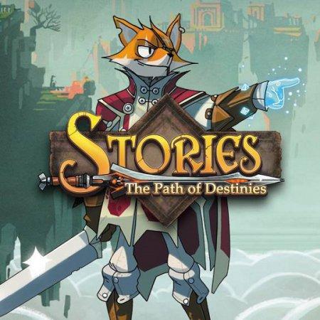 Stories: The Path of Destinies (2016) скачать рпг через торрент