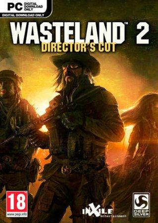 Wasteland 2: Director's Cut (2015) RePack | игры рпг скачать торрент