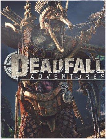Deadfall Adventures: Digital Deluxe Edition (2013) PC | RePack скачать игры экшен через торрент
