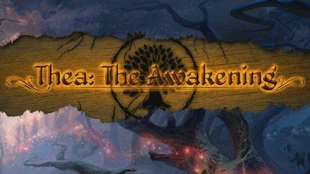 Thea: The Awakening (2016) скачать стратегии на компьютер через торрент