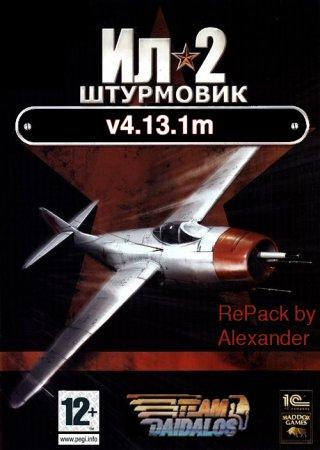Ил-2 Штурмовик. Забытые сражения (2016) Repack | скачать симуляторы на русском языке через торрент