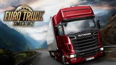 Euro Truck Simulator 2 (2013) PC | RePack